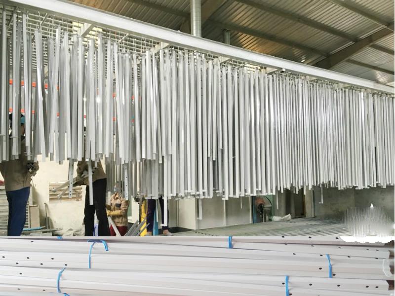 Xưởng sản xuất nhà bạt di động